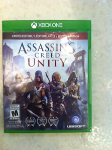 Jeux Xbox One Assassin's Creed