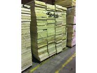 Insulation Boards Seconds 100ml Cav Bats @ £7.00