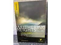 'Wuthering Heights' York Advanced Revision notes