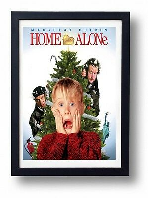 Movie Poster * A3 A4 SIZES * Children Classic Vintage Gifts (Home Alone 4 Poster)