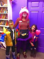 BUNKY THE CLOWN- BALLOONS.FACE-PAINTING;PERFORMANCES