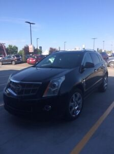 2010 Cadillac SRX HEATED & COOLED LEATHER, 5 PASSENGER, AWD,...