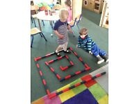 Montessori training - places available to start NOW- no fees!