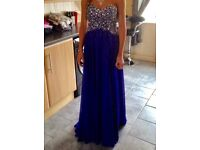 Prom dress (Mori Lee) designer (size 6)