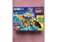 Reduced - Cyber K'nex Cyber Swarm - boxed - used once