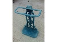Reproduction Victorian umbrella stand, used
