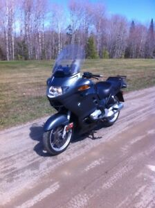 2004 BMW 1150 RT motorcycle