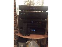 Sony Surround Sound Hi-Fi Stereo Seperates Complete System