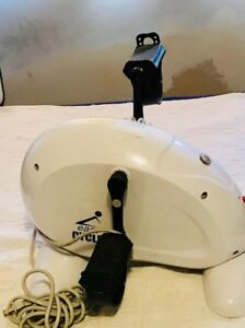 Portable Mini Home Exercise Cycle with remote