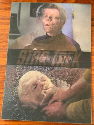 1999 Rittenhouse Star Trek The Original Series Motion #2 The Cage Free Shipping