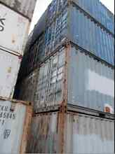 SHIPPING CONTAINERS 20 & 40 GP'S AND HI CUBES Altona Hobsons Bay Area Preview