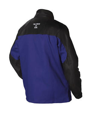 Miller 231084 Arc Armor Cloth Leather Combo Jacket -xx Large Size - New
