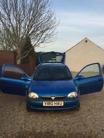 Vauxhall Corsa Automatic For Quick Sale