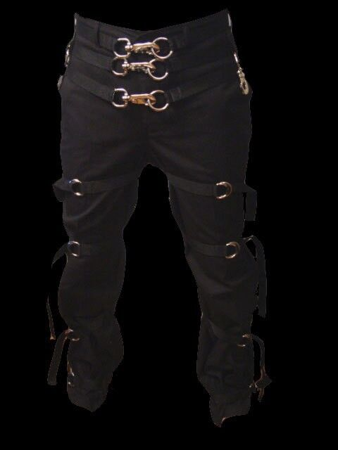 Straight Jacket Pants - JacketIn