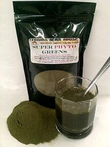 Phyto Green - Green Superfood Powder - Compare to Kyo Green - 8 oz (1/2 lb)