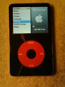 Custom-7th-Gen-U2-iPod-160GB-All-New-Parts-6-Mo-Wnty