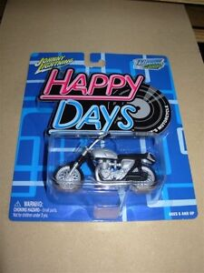 Diecast, Jonnhy Lighting, Happy Days, 1/64, MOC.