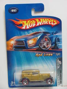 HOT-WHEELS-2005-RED-LINES-FORD-DELIVERY-1932-097