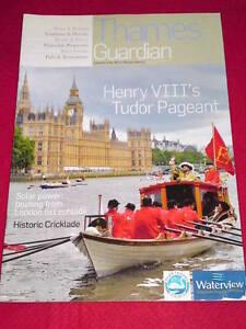 THAMES-GUARDIAN-HENRY-VIIIs-TUDOR-PAGEANT-Autumn-2009
