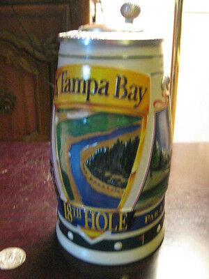 "1999 MICHELOB PGA TOUR SERIES ""TAMPA BAY"" STEIN"