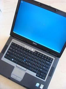 Dell-Latitude-D630-Core-2-Duo-T7250-2GHz-2GB-80GB-DVDRW-XP-SP3-MS-Office-Laptop