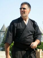 Learn Iaido, Japanese Sword - New Students are Welcome Anytime!