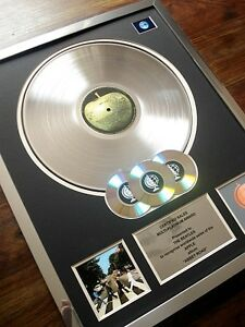 THE-BEATLES-ABBEY-ROAD-LP-MULTI-PLATINUM-DISC-RECORD-AWARD