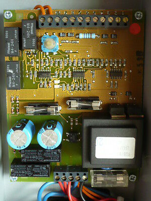 Steuerplatine PC Platine Steuerung 2 Säulen Hebebühne Zippo 2030 2130 2135 2140