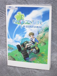 INNOCENT-LIFE-Complete-Game-Guide-Book-Japan-Play-Station-Portable-FREESHIP-MW
