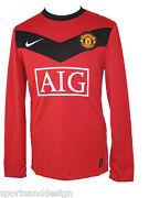 Manchester United Shirt 2009