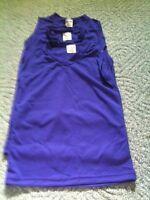 Boy's Purple Tank Tops (large)