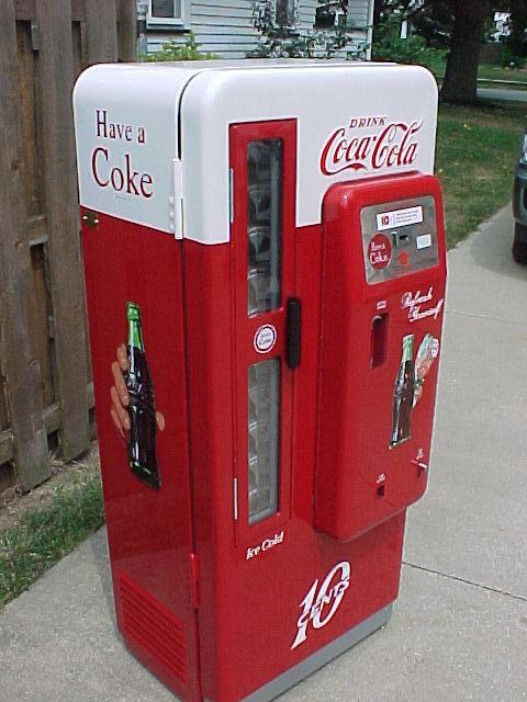cavalier 72 coke machine