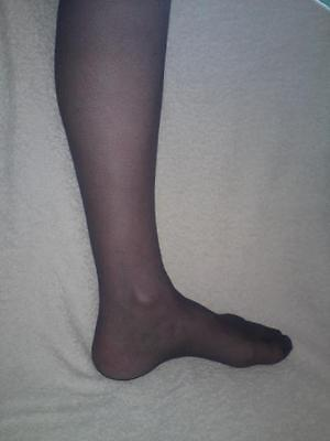 200 Pairs Ladies One Size Black Stockings Loose