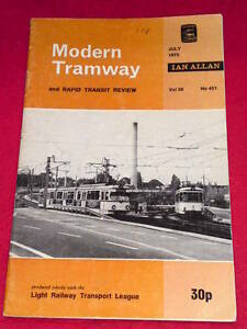MODERN-TRAMWAY-July-1975-Vol-38-451