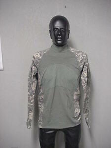 USGI-ACU-ARMY-COMBAT-SHIRT-ACS-MASSIF-EXTRA-SMALL-NEW-WITH-TAGS