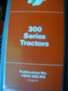 MASSEY FERGUSON series 300 TRACTOR SERVICE / OPERATORS  MANUAL Dianella Stirling Area Preview