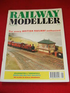 RAILWAY-MODELLER-MILITARY-RAILWAYS-Jan-1996-Vol-47-543