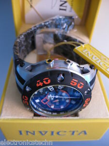 NEW Invicta Reserve Men's Specialty Subaqua Scuba Swiss Made 0905 SAS
