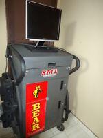 Bear Laser wheel alignment  (SML) for sale