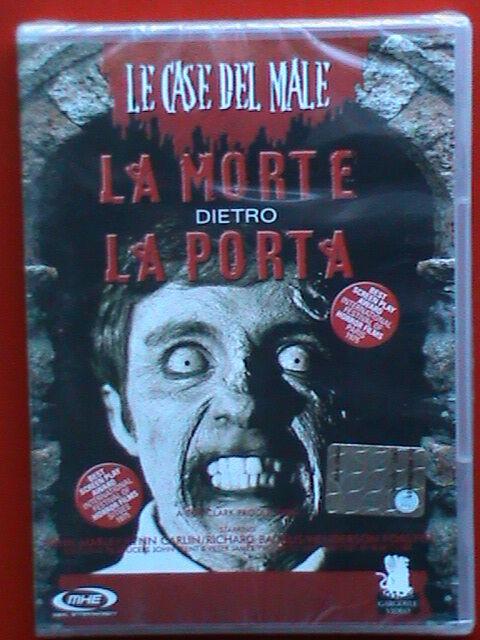 la morte dietro la porta le case del male dvd nuovo sigillato e imballato