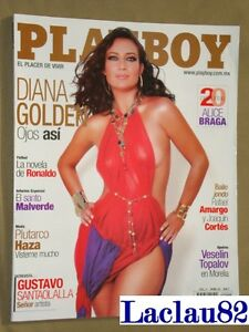Diana-Golden-Mexican-Edition-Sexy-Hot-PlayB