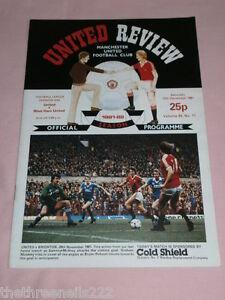 FOOTBALL-PROGRAMME-D1-MANCHESTER-UNITED-V-WEST-HAM-UTD-DEC-12-1981