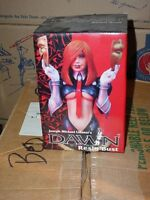 Dawn Resin Bust Signed and Numbered of 5000 Mint IN Box
