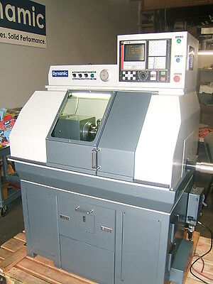 Gt27 Cnc Turning Center   36 X 48 Footprint