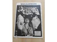Neue Illustrierte von 1949 Nordrhein-Westfalen - Heiden Vorschau