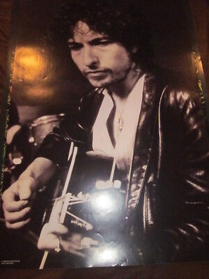 Bob Dylan East West Touring 1998 #1042 Promo Poster