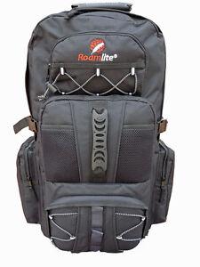 Backpack Rucksack 55 60 Litre Size Bags Medium Large Backpacks Roamlite RL01M