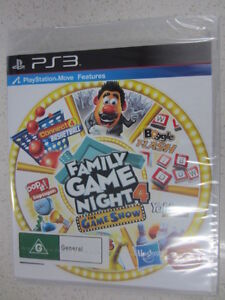 Hasbro Family Game Night 4 PS3   (NEW)
