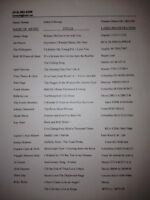 ANTIQUE 78RPM RECORD COLLECTION - See Photos for List of Records