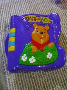 Baby Winnie the Pooh Learning Book